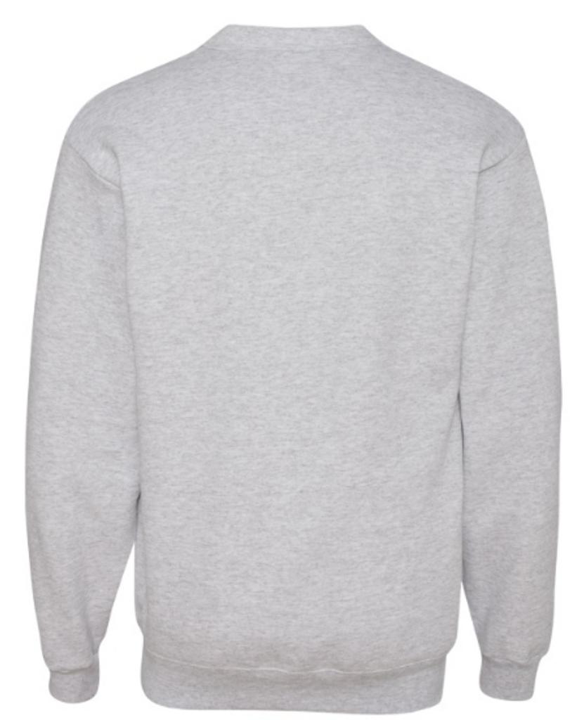JERZEES® 50/50 NuBlend® Cardigan Sweatshirt