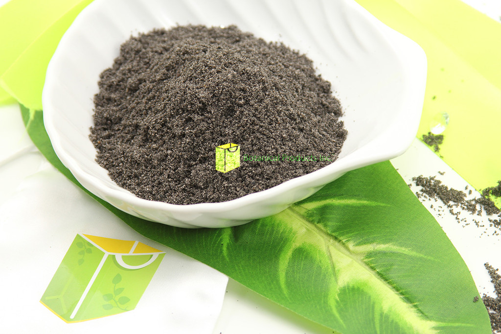 Botanical Products Inc. is excited to announce our all new 100% Natural Organic Black Seed Powder.  Our all new Organic Black Seed Powder is truly uncompromising quality at its finest. Our Organic Black Seed Powder is beauty and composure matched with a surge of quluity that comes from years of research and testing that is designed to fit seamlessly in our botanical line ups. Here at Botanical Products Inc. quality is built into every inch of what we do to ensure our clients only receive the highest quality product avialable on the market including our Black Seed Powder. When you order our Organic Black Seed powder you will not only embrace but discover pure quluity at its finest.