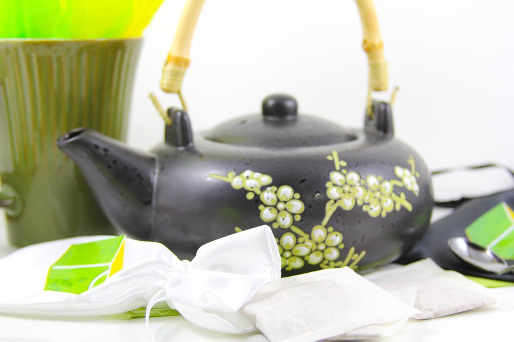 Organic Ginkgo 25 Tea Bags