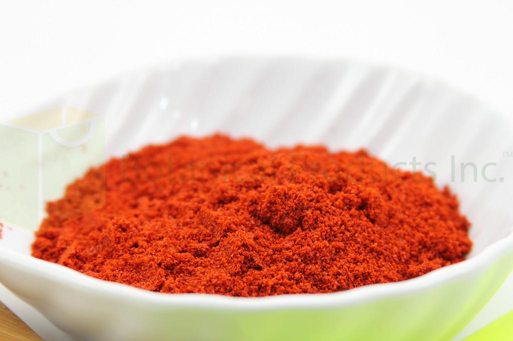 Organic Cayenne Pepper Powder (25,000 H.U.)