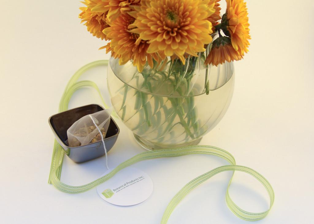 Organic Chamomile Flower Tea 25 Bags