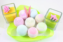 Organic Bath Bombs by Botanical Products Inc.