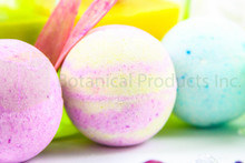 Botanical Products Inc. California Coast Bath Bomb. Fragrant, colourful and intimately soothing to your whole body.