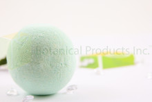 Botanical Products Inc. Soothing Peppermint Bath Bomb. Fragrant, colourful and intimately soothing to your whole body.
