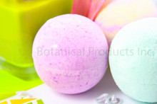 Botanical Products Inc. Lavender Bath Bomb. Fragrant, colourful and intimately soothing to your whole body.