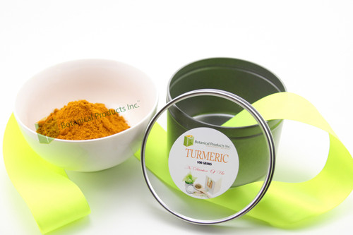 All Natural 100% Organic Turmeric Powder.