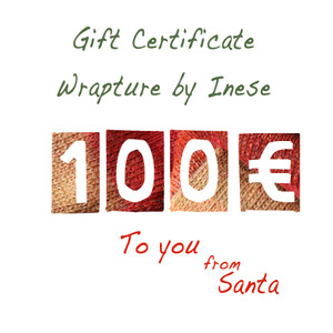 Click on the Gift certificate link at the bottom right side of the page.