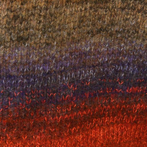 Sumac Boiled Wool Coat M