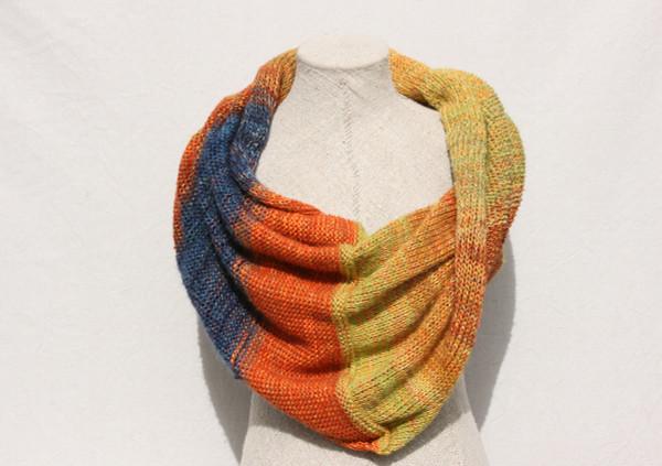 Kemeri shawl wrap - cotton, kid mohair, silk Wrapture by Inese