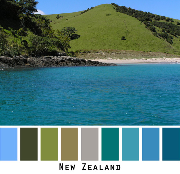 New Zealand photo by Inese Iris Liepina