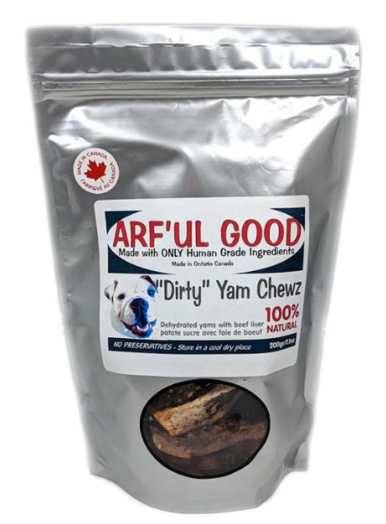Arf'ul Good Dirty Yams - 200 gr.