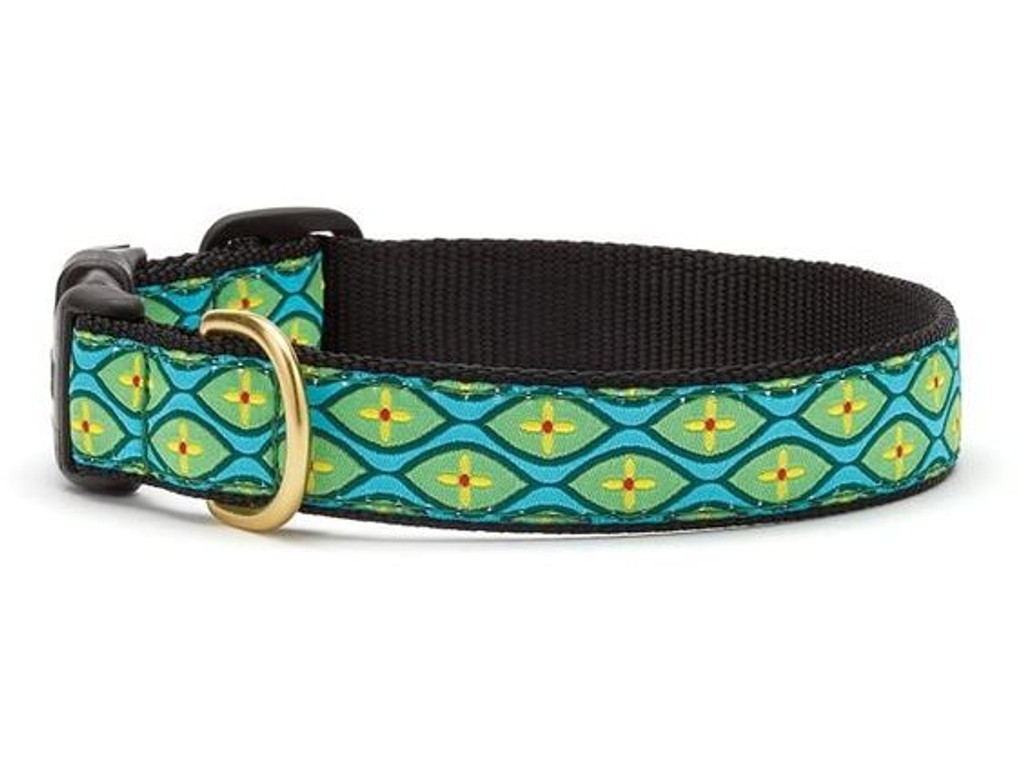 Up Country Floral Flow Dog Collar
