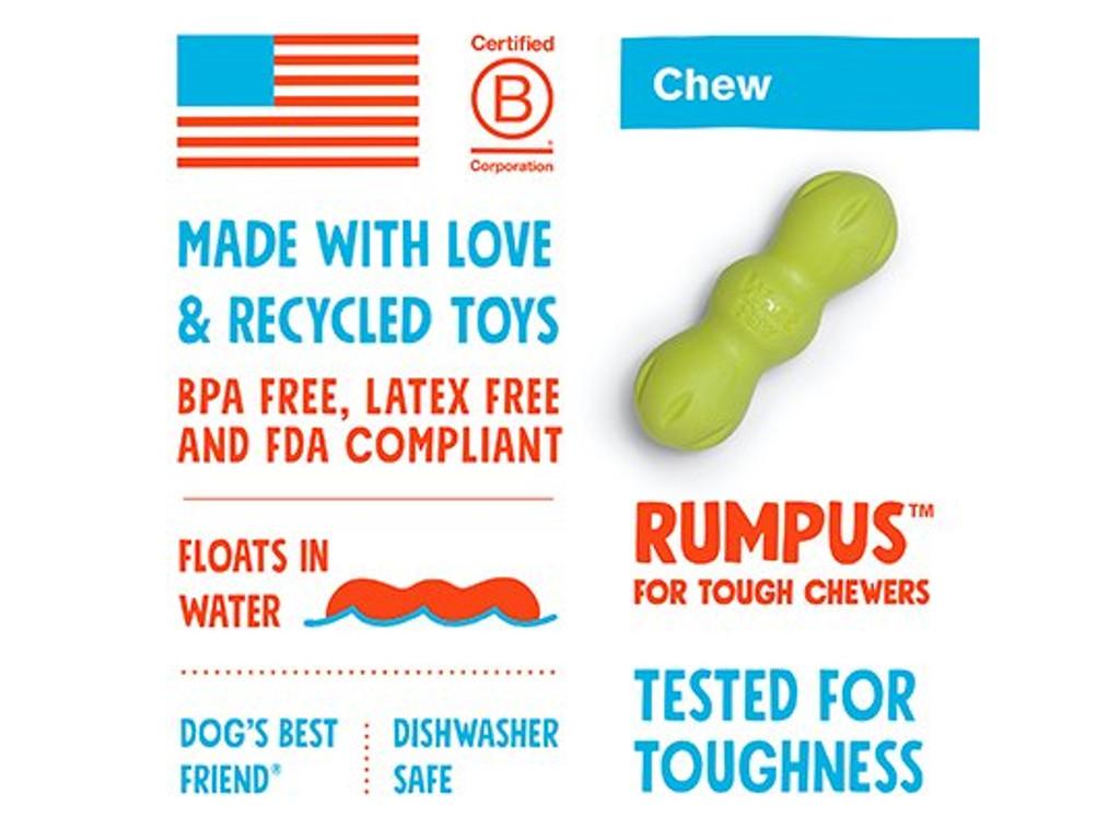West Paw RUMPUS