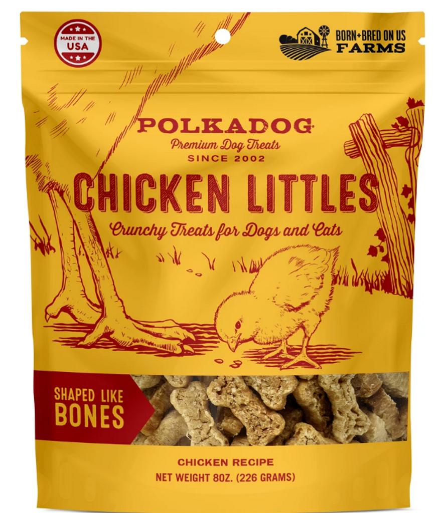 Polka Dog Bakery - Chicken Littles  8 oz.
