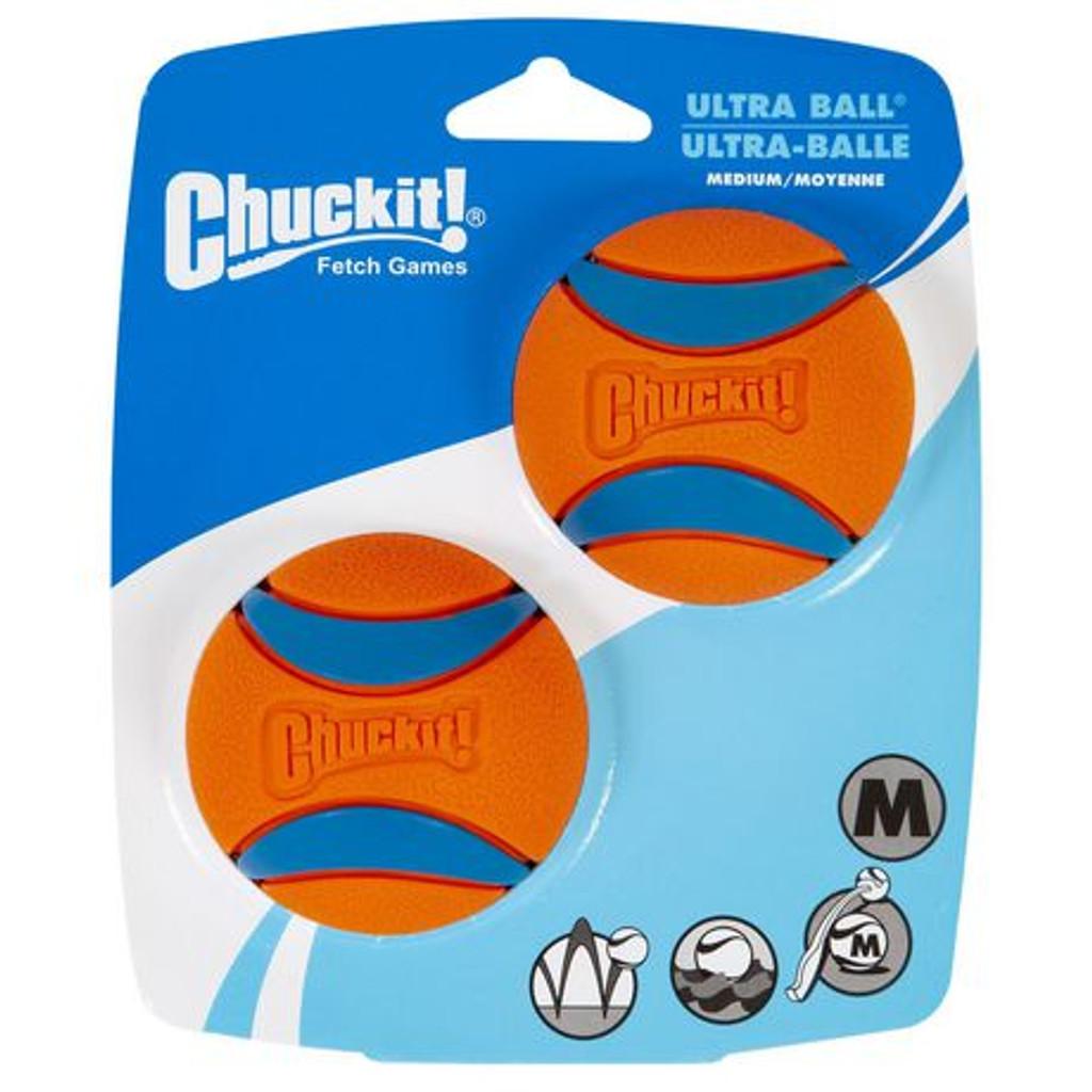 Chuck-it Ultra Balls - 2 Pack Medium