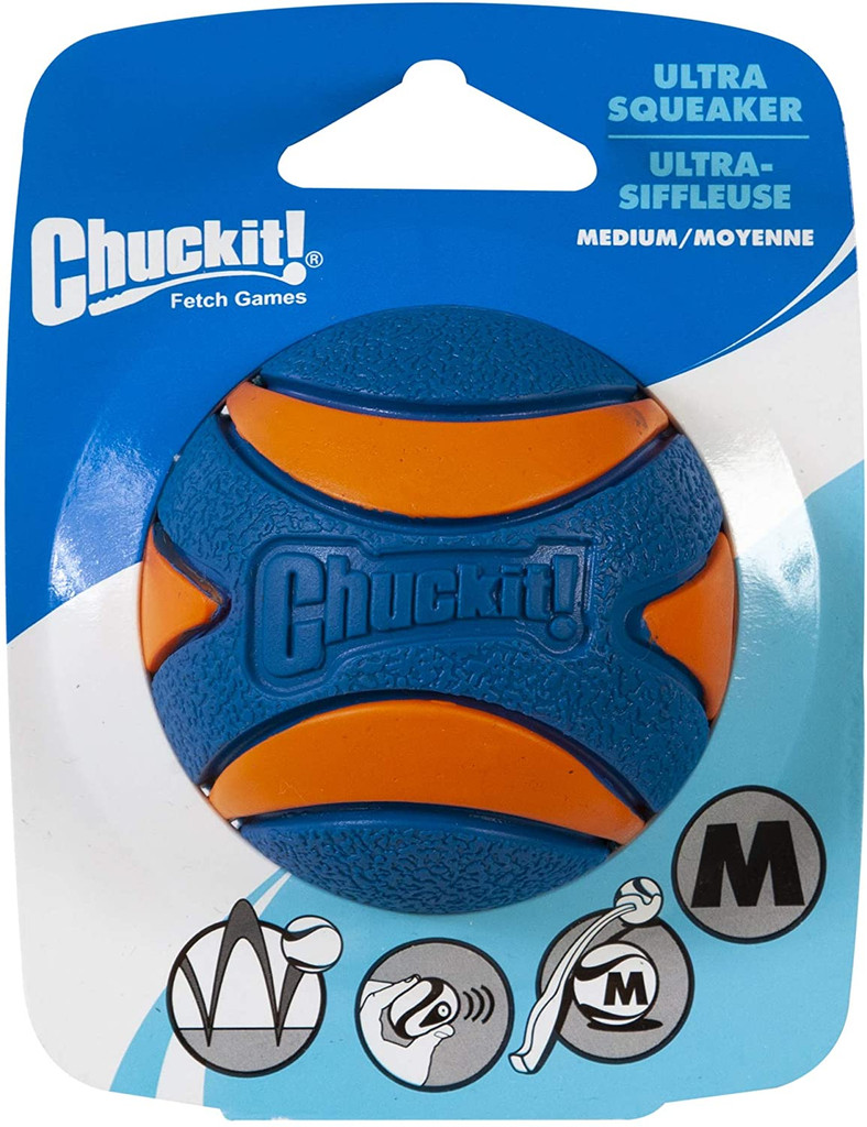 Chuck-it Ultra Squeeker Ball