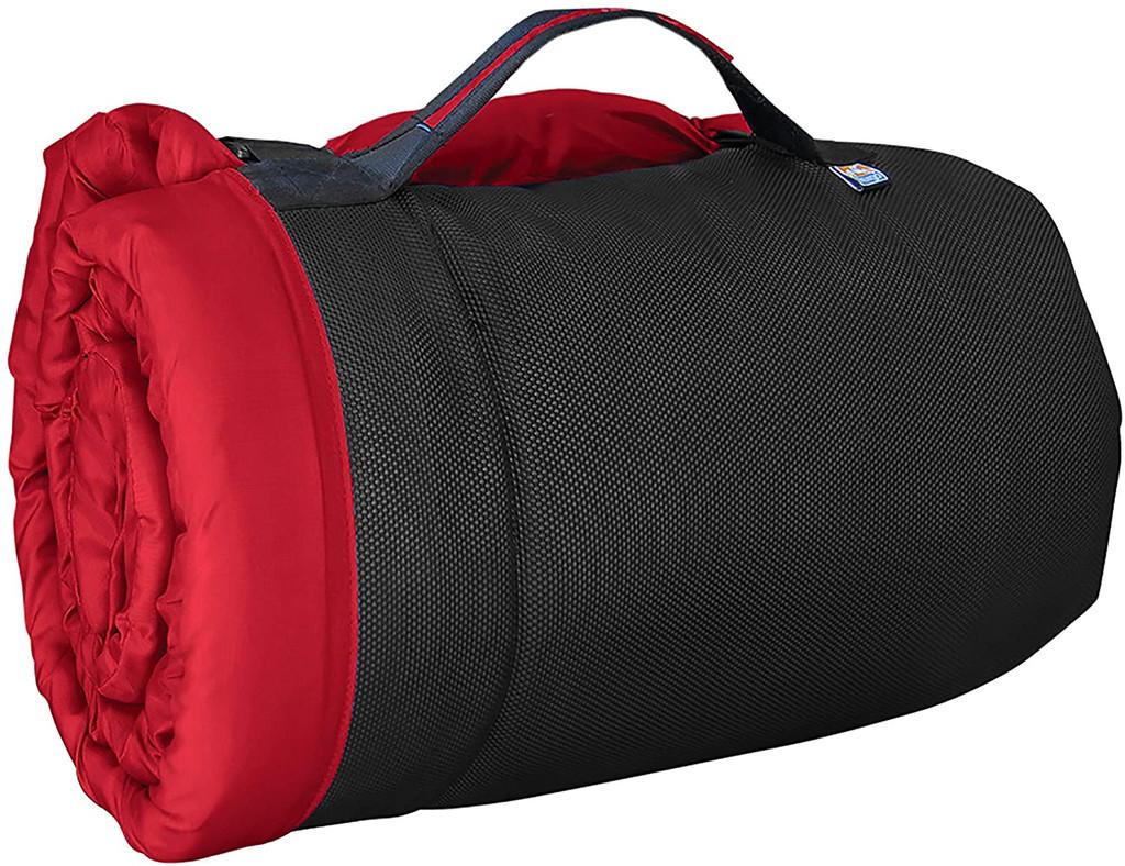 Kurgo Loft Wander Bed LG 36x48 - Red