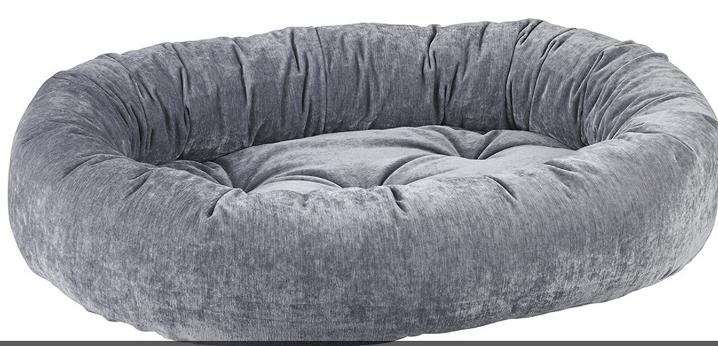 Bowsers Donut Bed Pumice - LG