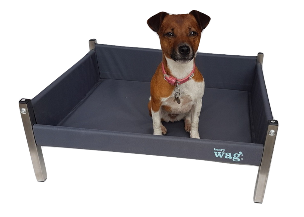 Henry Wag Elevated Dog Bed