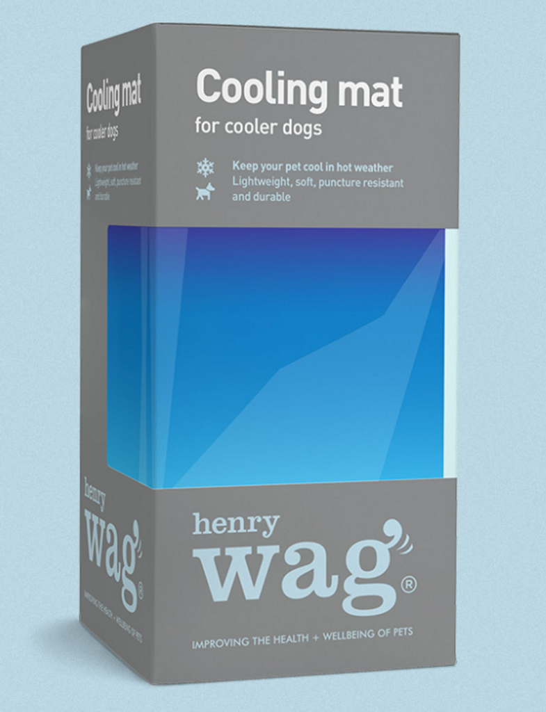 Henry Wag Cooling Mat