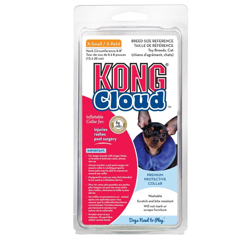 Kong Cloud Inflatable Collar - XS
