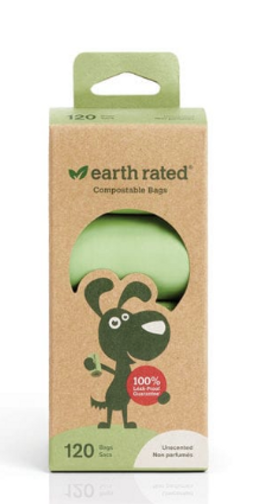 Earth Rated Veg-Based Bags 120's