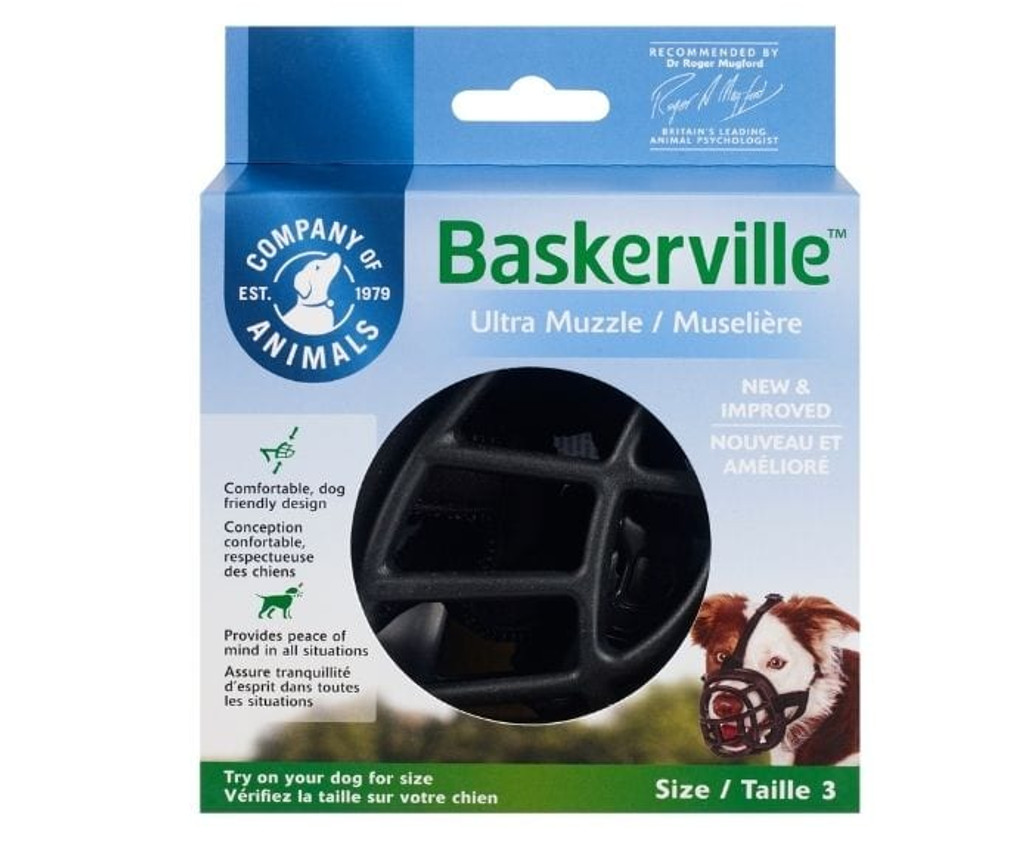 Company of Animals Baskerville Muzzle