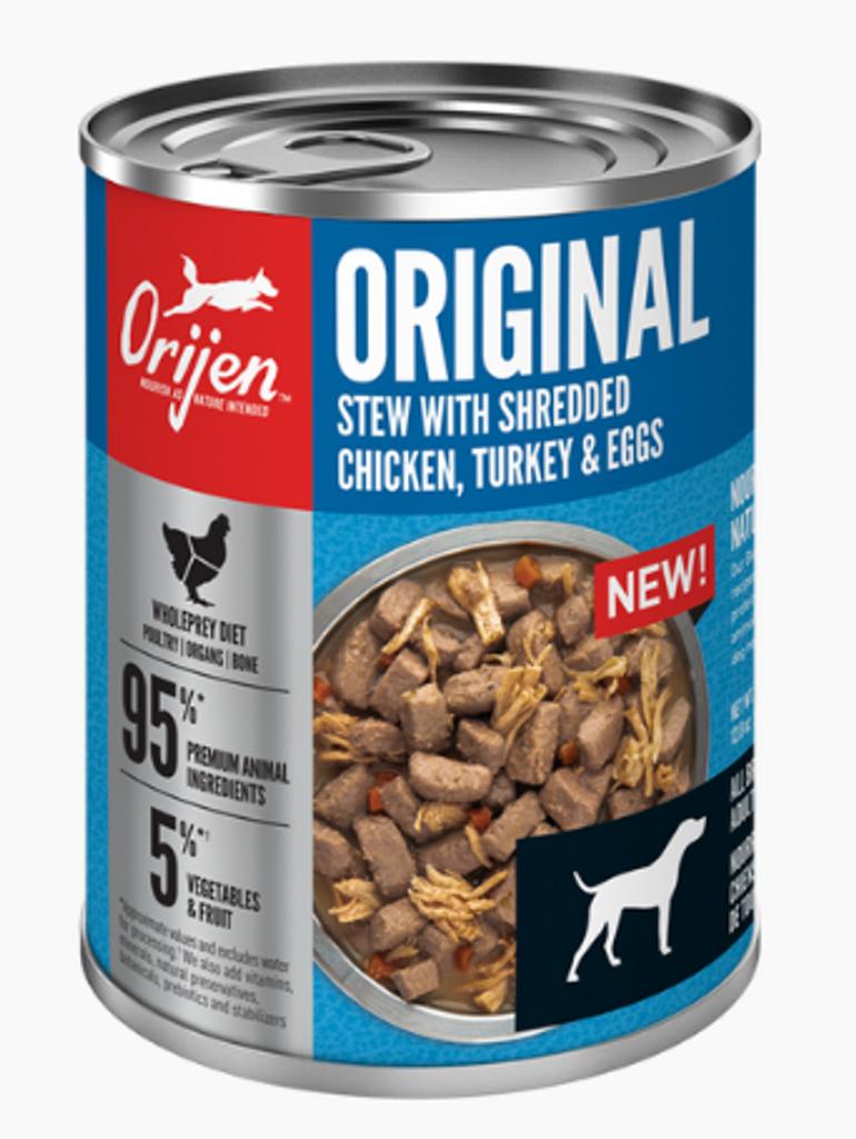 Orijen Premium Wet Dog Food