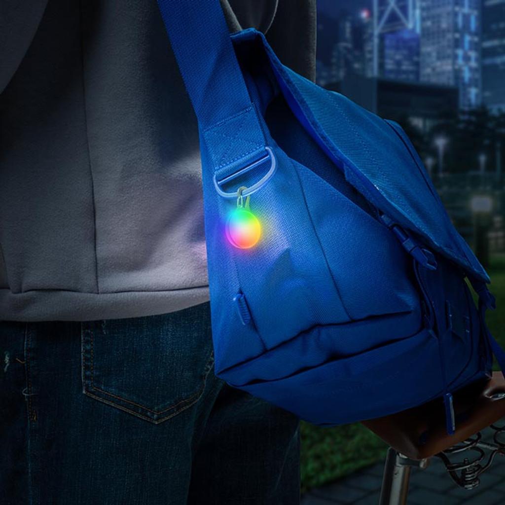 Nite Ize Spotlit® Rechargeable Collar Light - Disc-O Tech™