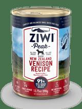 Ziwi Peak Dog Food Can 390 gr.- Venison
