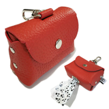 Buddy Belt Poopurse - Premium Red