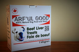 Arf'ul Good Beef Liver