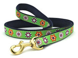 Up Country Bloom Leash