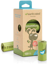 Earth Rated Poop Bags - 120 Bags