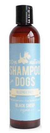 Black Sheep Allergy Free Organic Shampoo 8 oz.