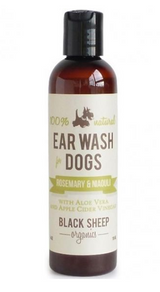 Black Sheep Organics - Rosemary & Niaouli Organic Ear Wash