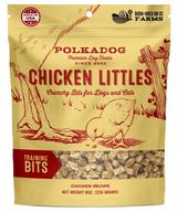 Polka Dog Chicken Little Bits 8 oz.
