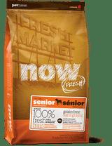 NOW FRESH Grain Free SENIOR Dog