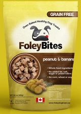 Foley Bites Peanut Butter and Banana