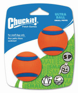 Chuck-it Ultra Balls - 2 Pack Small