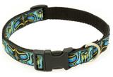 "Silverfoot Dog Collar 1"" - LG"