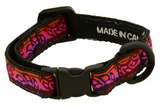 """Silverfoot Dog Collar XS - 1/2"""" Wide"""