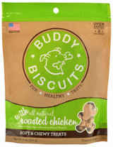 Buddy Biscuits Soft & Chewy Chicken & Carrots