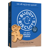 Buddy Biscuits Oven Baked Treats Bacon & Cheese