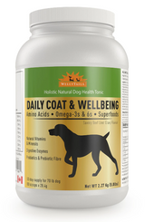 WellyTails Daily Coat & Wellbeing