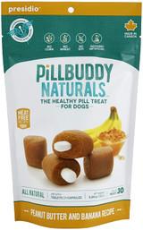 Complete Natural Pill Buddy- Banana & Peanut Butter