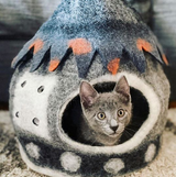 Dharma Dog Karma Cat Fairy House