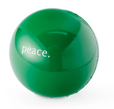 "Planet Dog Holiday Peace 2.5""  GRN"