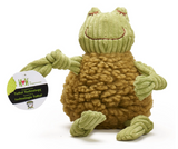 Hugglefleece FlufferKnottie, Fiona The Frog