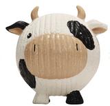 Hugglehound Cow Ball Ruff-Tex Large